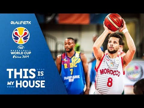 Morocco v Dem. Rep. of Congo - Highlights - FIBA Basketball World Cup 2019 - African Qualifiers