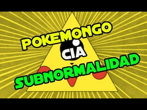 POKEMON  GO CIA NOM NERDS