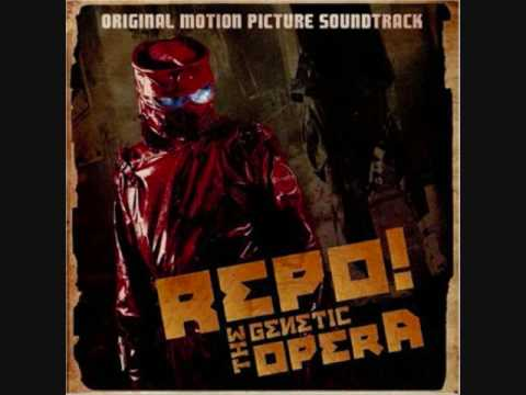 Repo The Genetic Opera - Zydrate Anatomy