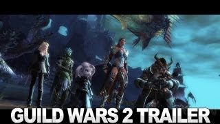 Guild Wars 2: Our Time is Now Trailer