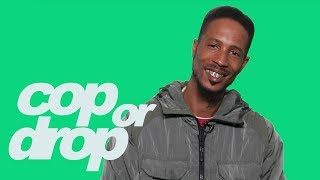 DDoubleE Talks Sacai Nike, Louis Vuitton Inside Out T Shirt, and Rare Cheetos   Cop or Drop