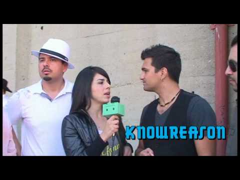 SONSOLES INTERVIEW AT 137TH ANNUAL LOS ANGELES CINCO DE MAYO FESTIVAL-2010