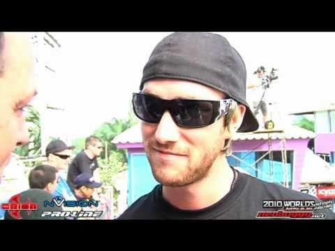 IFMAR Worlds Thailand 2010, Lee Martin Interview