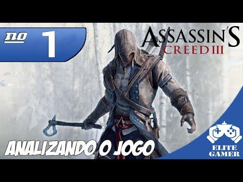 Assassin's Creed 3 - Analisando o Jogo - Playthrough em PT-BR]