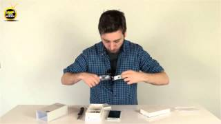 Samsung Galaxy S6 Edge Unboxing White Pearl