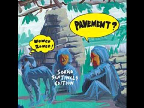 Brink of the Clouds/Candylad [Live] - Pavement