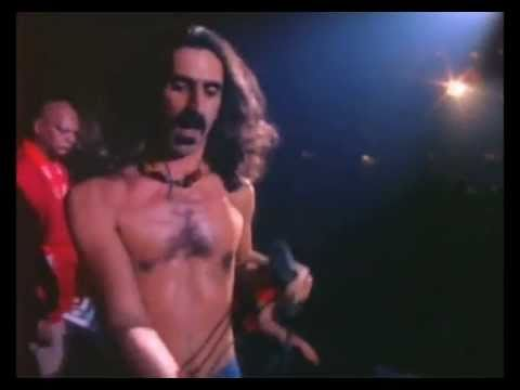 Frank Zappa Muffin Man Live 1977 HD