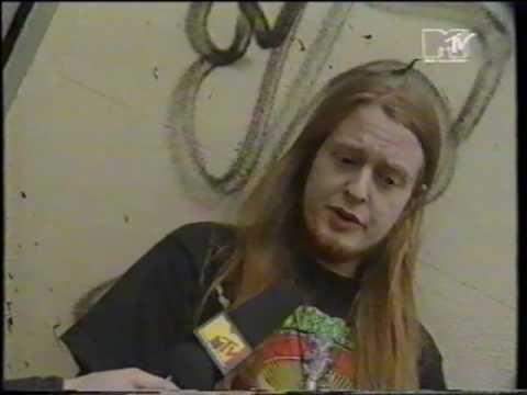 Carcass @ Full of Hate Festival 1993