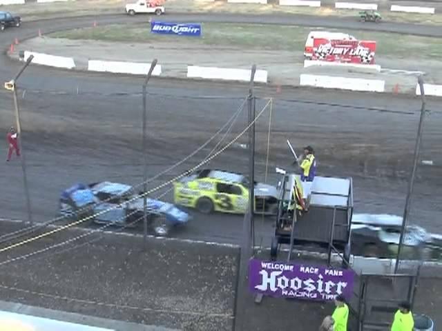 Bakersfield Speedway Heats 3-16-13
