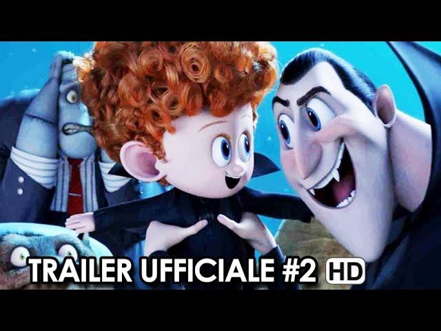 Hotel Transylvania 2 Trailer Ufficiale Italiano #2 (2015) HD