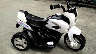 Xe máy điện trẻ em YH-8819 - An Toàn Tuyệt Đối Cho Bé