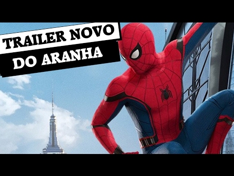 Trailer de Spider-Man Homecoming (e a história do Aranha no cinema)!