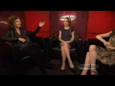 Unscripted BONUS CLIPS: Saoirse Ronan, Rachel Weisz and Susan Sarandon