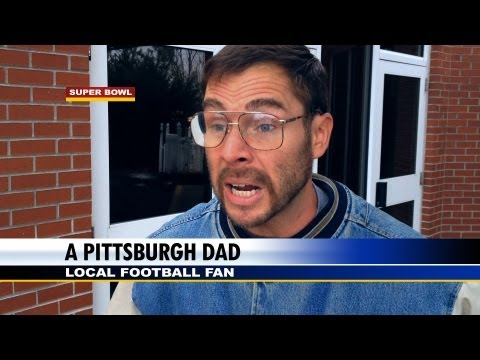 Subscribe to http://www.youtube.com/pittsburghdad Like Pittsburgh Dad on Facebook: http://www.facebook.com/pittsburghdad Follow Pittsburgh Dad on Twitter: ht...