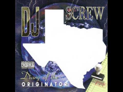 Dj Screw- Sho Nuff Instrumental video