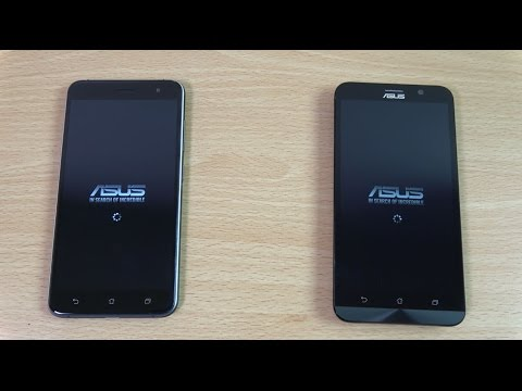 Asus Zenfone 3 4GB vs Zenfone 2 4GB - Speed Test!
