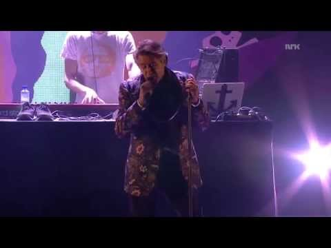 Todd Terje feat. Bryan Ferry - Johnny & Mary (Live at Øya Festival 2014)