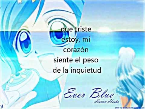 Pichi Pichi Pitch; Hanon Hosho. ''ever Blue'' (en Español) Con Letra. video