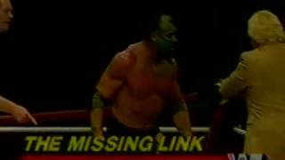 The Missing Link's WWF Debut