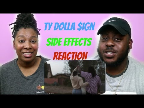 Ty Dolla $ign - Side Effects [Music Video] | REACTION