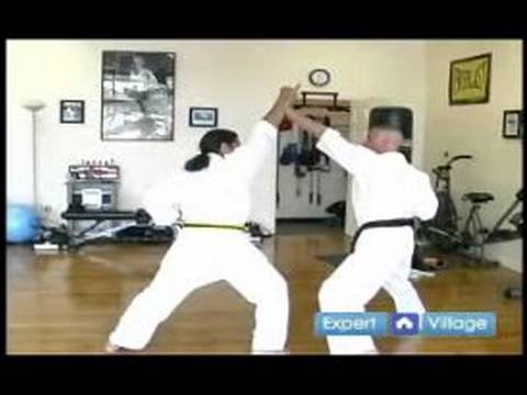 Advanced Kyokushin Karate Techniques : How to Do Shotei Uke Image 1