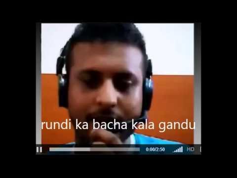 jaffer sad boy kala gandu rundi ka bacha gashti k gand ma danda by admin malik