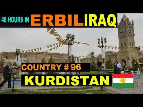 A Tourist's Guide to Erbil, Iraq-Kurdistan
