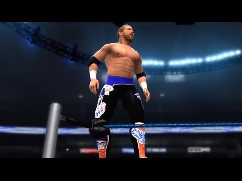 WWE '13 Community Showcase: Curt Hawkins (Xbox 360)