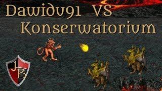 Heroes III: Dawidu91 kontra 150 Gryfów! //Dawidu91 vs. 150 Griffins