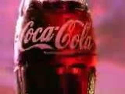 コカコーラCM No Reason CocaCola 「雪のホーム」篇 ♪ 白い恋人達