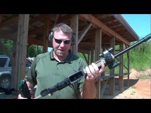Customized Saiga 12 Gauge Shotgun