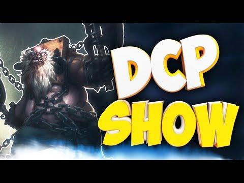 DCP SHOW #1 - PUDGE | DOTA 2