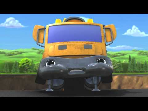 Junkyard Jim -- 3 Short Episodes Of New Kids Animation Series video