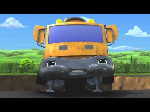 Junkyard Jim -- 3 Short Episodes of new kids animation series