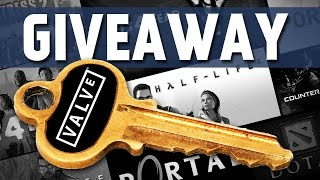 Valve Games Key Giveaway & Steam Machine Steam Controller Review