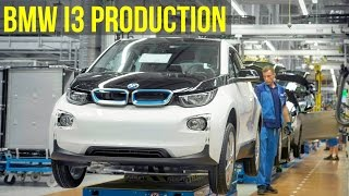 BMW I3 Production - Leipzig