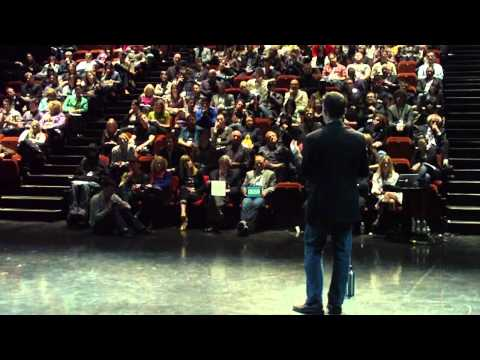 TEDxYYC - David Damberger - Learning from Failure