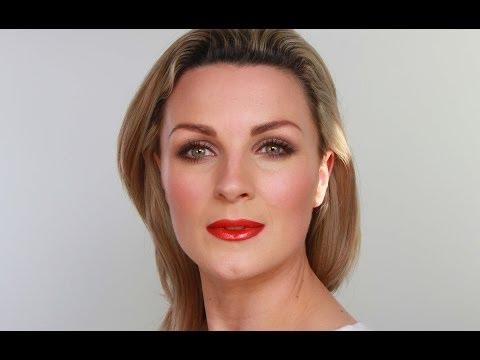 Amanda Holden Make up tutorial