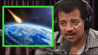 Joe Rogan - Neil deGrasse Tyson on The Dangers of Asteroids