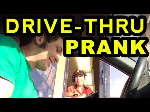 DRIVE-THRU PRANK