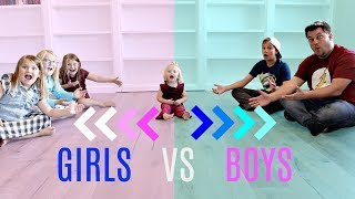 Who Does BABY BLAKE Love MORE?! Boys vs Girls