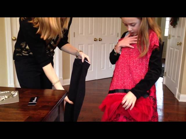 Holiday Fashion for Moms & Little Girls