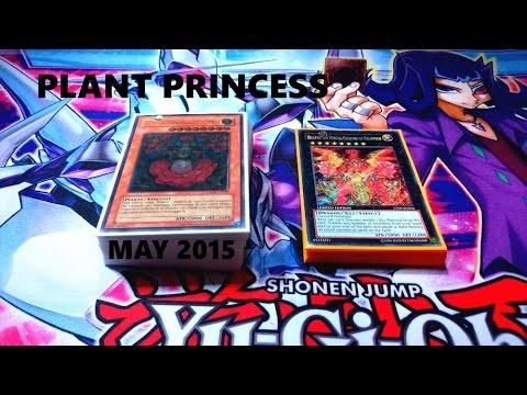 Plant Princess Deck Plant Princess Deck Profile