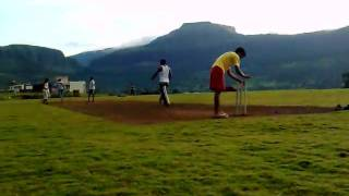 Sapkal Knowledge Hub Cricket Ground