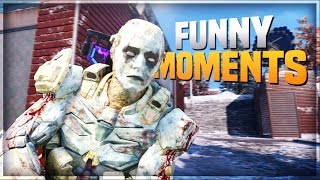 Black Ops 3: Funny Moments! The Lion King, Glowing Knife & Killcams!