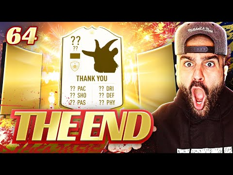 ICON PACK!! OMG WE BEAT FIFA! THE END!! #FIFA20 Ultimate Team Road To Glory