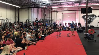 Super Training Seminar Live with Mark Bell, Ed Coan, Stan Efferding and Jesse Burdick