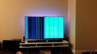 7500 - Samsung 55inch 7500 Series freezing and restarting