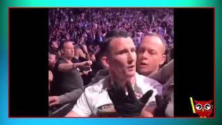 McGregor vs Khabib finisce in rissa!!! MMA 2018!!