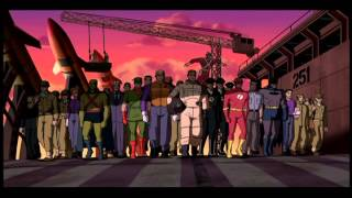 Justice League: The New Frontier (Trailer)